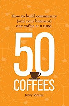 Book Review: 50 Coffees by Jenny Moats