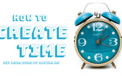 How to Create Time: Get More Done by Saying No