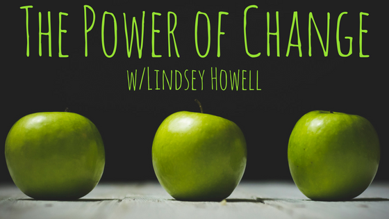 Freedom-Cast Episode 41: The Power of Change II With Lindsey Howell