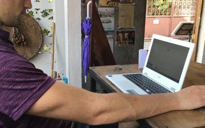 Work vs. Play: Striking a Balance: (Chiang Mai Adventures #2)