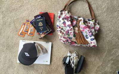 How to Pack 2 Months of Life Efficiently & Minimally (Chiang Mai Adventures #3)
