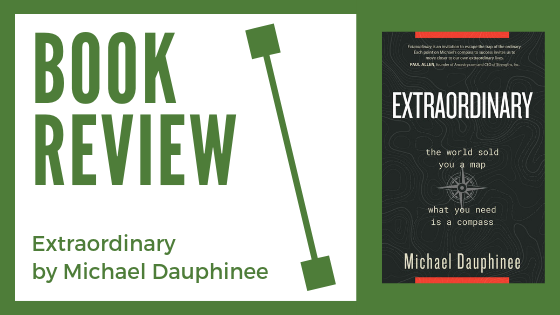 Book Review: Extraordinary by Michael Dauphinee