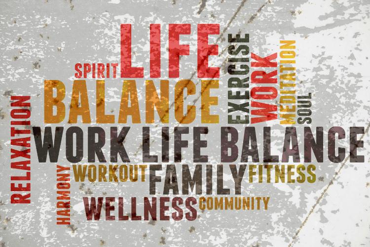finding a work life balance