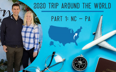 Embracing Uncertainty: 2020 Trip Around the World Part 1