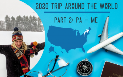 Time with Family: 2020 Trip Around the World Part 2