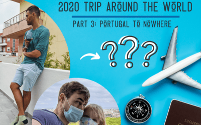 This is What 2020 Looked Like For Two Stranded Digital Nomads