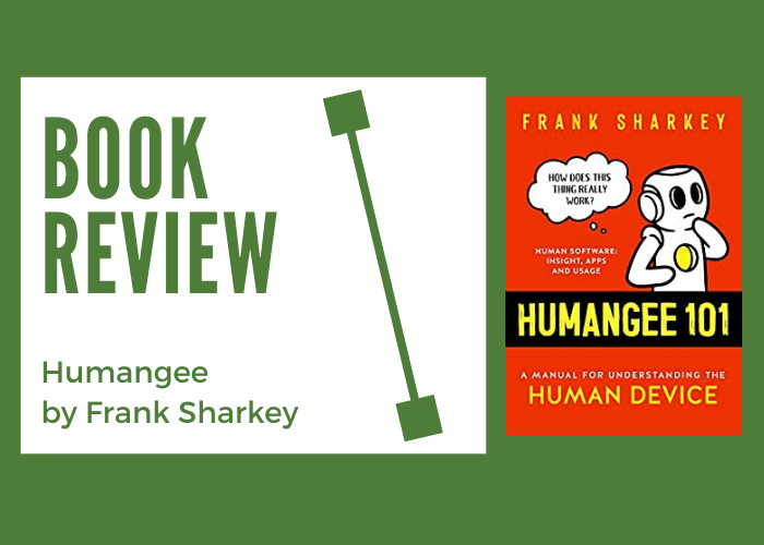 Book Review: Humangee by Frank Sharkey