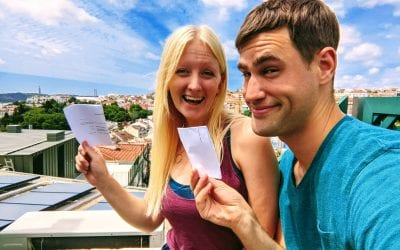And Now We Live Here… How to Move to Portugal by Accident